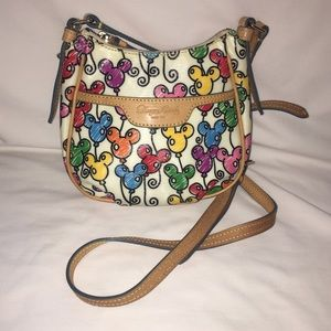 Dooney & Bourke Disney Balloons Crossbody Bag